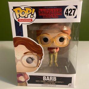 Stranger Things, Barb.